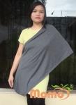 nursing shawl as pashmina