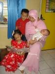 Leydiana & Zalfa & Refah & Taif