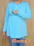 tunic sayuri oceanus long sleeve opening