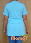 tunic sayuri oceanus short sleeve back