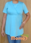 tunic sayuri oceanus short sleeve front