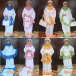 Mukena Couple Mom & Daughter  Size1=110rb_Size3=130rb_Size5=150rb_Size7=170rb_Dewasa=200rb