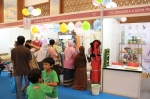 crowds in CuddleMe & MOMO booth 2