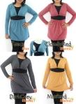 Baju Hamil & Menyusui Tunic Rie allColors IDR 140,000