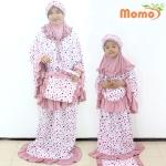 Mukena Couple Pink