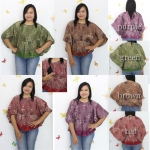 baju hamil menyusui tops kirara batik all colors idr 130000