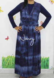 Baju Hamil & Menyusui Long DressYUI